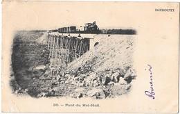 DJIBOUTI --Pont Du HOL HOLL - Djibouti