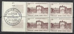 France  N° 939  Bloc De 4 Neufs (*) TB à Cachet  1 Er Jour Château De Versailles Le 20/12/1952 Cote FDC= 850 €uros ! ! ! - 1921-1960: Période Moderne