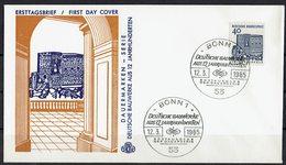 BRD 1964 // Mi. 457 FDC - FDC: Briefe
