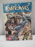 Fantomas   N °  3  - 1980 -  Tres Bon Etat  - 200 Gr - Livres, BD, Revues