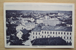 CESKOSLOVENSKO CECOSLOVACCHIA SLOVACCHIA POST CARD FROM ZWITTAU SVITAU NOR SEND - Slovacchia