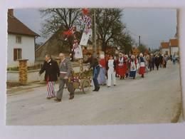 CPSM - MAGNY MONTARLOT - Commémoration Du Bicentenaire De La Révolution (25 /11/1989) - Autres Communes