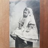 Pont-l'Abbé.jeune Enfant.coiffe Costume Breton.édition Villard 1151 - Pont L'Abbe