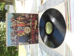Vinyl Beatles 33t - Rock