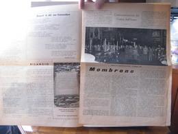 MONDOSORPRESA, (MT1) DICEMBRE 1960, GIORNALE CAVALLERIA ASSOCIAZIONE ARMA DI CAVALLERIA, , MILITARIA - Revues & Journaux