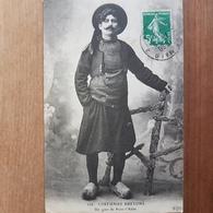 Un Gars De Pont L'abbé.costume Breton.édition ELD 226 - Pont L'Abbe