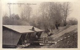 77 /  Isles Les Villenoy : Le Bateau Lavoir        ///   REF  JUIN .19 : BO 77 - Autres Communes