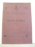 MONDOSORPRESA, ANNO 1924, RIVISTA REGGIMENTO CAVALLEGGERI DEL MONFERRATO, CENNI STORICI - Magazines & Papers