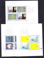 Europa Cept 1993 Portugal, Azores, Madeira 3  M/s ** Mnh (43242) ROCK BOTTOM - 1993