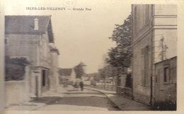 77 /  Isles Les Villenoy :  Grande Rue         ///   REF  JUIN .19 : BO 77 - Autres Communes