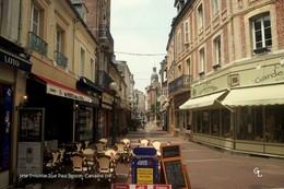 Trouville (14)- Rue Paul Besson (Edition à Tirage Limité) - Trouville