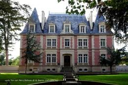 Ver-sur-Mer (14)- Château De La Barre (Edition à Tirage Limité) - France