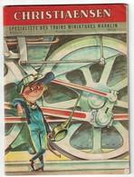 C1965 - Catalogue Jeux/jouets Christiaensen - Poupées/Steiff/Dinky/trains/Schuco/ Voitures à Pédales ...- 12 Scans - Autres Collections