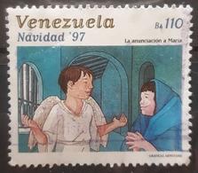 VENEZUELA 1997. NAVIDAD. USADO - USED. - Venezuela