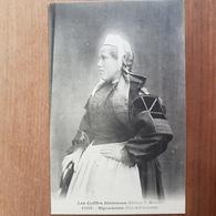 Pays De Pont L'abbé.bigoudene.coiffe Costume Breton.édition Hamonic N°1004 - Pont L'Abbe