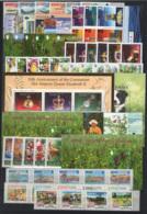 Jersey 2003 Annata Completa / Complete Year Set  **/MNH VF - Jersey