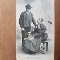 Costume De Pont L'abbé.coiffe Costume Breton.édition GB N°234 - Pont L'Abbe
