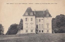DERVAL: Château Du Fond-des-Bois, Pris à L'Est - Derval