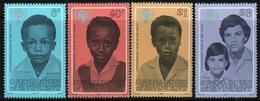 St.Vincent & Grenadines 1979 Set Of Stamps Commemorating International Year Of The Child. - St.Vincent & Grenadines