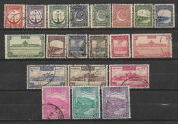 USED STAMPS PAKISTAN 1948 - Pakistan