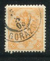 Bosnien Und Herzegowina / 1900 / Mi. 19A O (18354) - Bosnien-Herzegowina