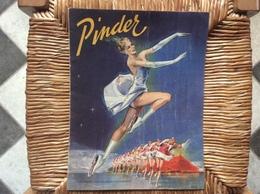 PROGRAMME CIRQUE PINDER - Programs