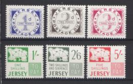 Jersey 1969 Segnatasse Unif. 1/6 **/MNH VF - Jersey