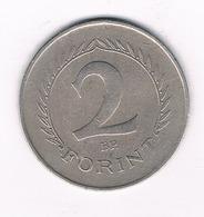 2 FORINT  1960 HONGARIJE/4862/ - Hongrie