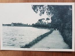 Pont L'abbé.promenade De Halage.édition La Cigogne 2178 - Pont L'Abbe