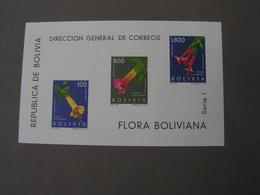 Bolivien Kaktuse   ** MNH - Bolivien