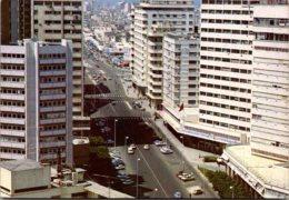 Morocco Casablanca Avenue De L'Armee Royale 1992 - Casablanca