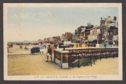 78934/ MALO-LES-BAINS, La Digue Et La Plage - Malo Les Bains