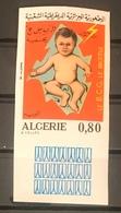 Algeria/Algerie Imperforated Lutte Contre La Tuberculose YT581 Non Dentelé En Neuf**/MNH - Algeria (1962-...)