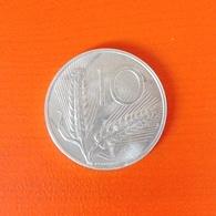 10 Lire Münze Aus Italien Von 1996 (sehr Schön) - 10 Lire