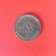 10 Lipa Münze Aus Kroatien Von 1993 (sehr Schön) - Kroatien