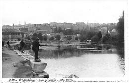 16 ANGOULEME - PHOTO ORIGINALE 1938 VUE GENERALE COTE NORD - Other Municipalities
