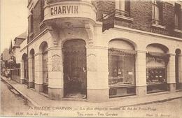 CPA Patisserie Charvin La Plus élégante Maison De Thé De Paris-Plage - Tea-room - Autres Communes