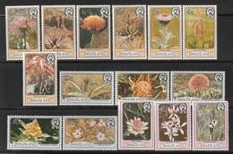 SWAZILAND - N° 340/54 ** (1980) Fleurs - Swaziland (1968-...)