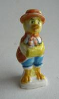 1 GROSSE FEVE PRIME 1995 PAQUES VIVE LES FRIPOUILLES MME CANARD - Anciennes