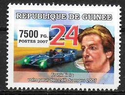 GUINEE  N° 2865 * *    Automobile Biela - Automobile