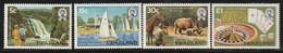 SWAZILAND - N° 368/71 ** (1981) Tourisme - Swaziland (1968-...)