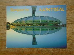 Canada , Monréal , Stade Olympique - Montreal