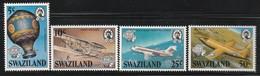 SWAZILAND - N° 425/8 ** (1983) Aviation - Swaziland (1968-...)