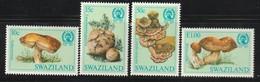 SWAZILAND - N° 460/3 ** (1984) Champignons - Swaziland (1968-...)