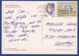 Karte (br7461) - 2001-10: Poststempel