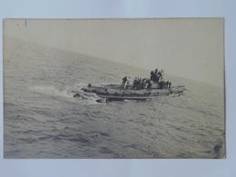 K.U.K. Kriegsmarine Marine Pola Foto Photo SMS 381 1914 U Boot Submarine - Warships