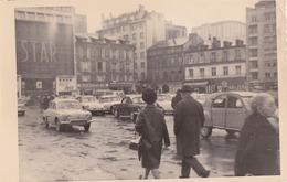 Photographie Anonyme Vintage Snapshot Limoges Place De La République Rue Street - Lieux