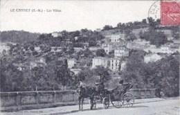 06 - LE CANNET   - Les Villas - Le Cannet