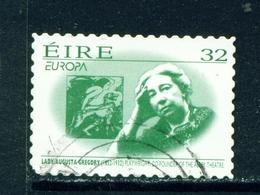 IRELAND  -  1996 Europa  32p Self Adhesive Used As Scan - 1949-... Republic Of Ireland
