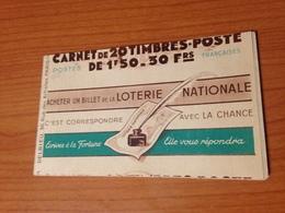 CARNET PETAIN - N° 517-C2  (secours National) - Libretas